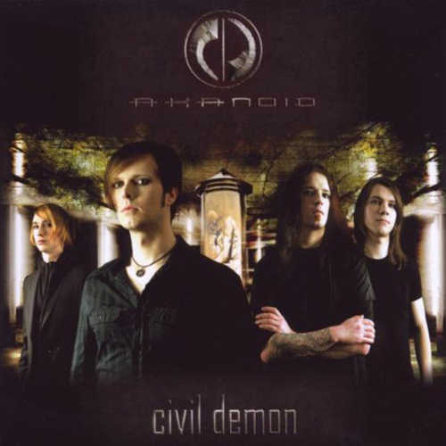 Akanoid - Civil Demon